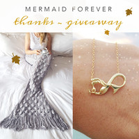 Mermaid Forever Thanks-Giveaway!!