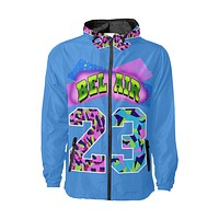 Bel Air 23 Windbreaker - blue