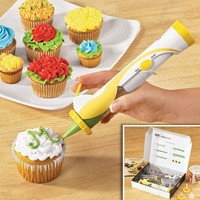Frosting Decorating Pen - Fresh Finds - Cooking > Cooking & Baking