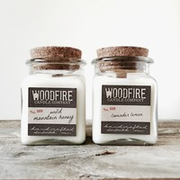 Pick 2 Apothecary Candles