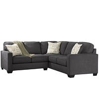 FSD-1669SEC-2PC Living Room Sectionals