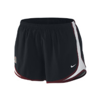 """Women's Running Shorts Nike 3"""" College Tempo (Stanford) Size XS (Black)"""