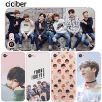 BTS Korea Bangtan Boys Young Forever JUNG KOOK V Spring Day Phone Case for iphone 5s 6 6s 7 plus se 5 Silicone Clear Soft TPU