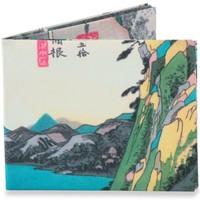Dynomighty Men's Hiroshige Mighty Wallet