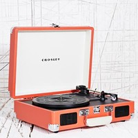 Crosley Cruiser Portable Turntable UK Plug at Urban Outfitters