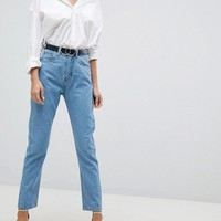PrettyLittleThing Straight Leg Jean at asos.com