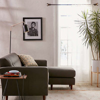 Nash Sectional Sofa   Urban Outfitters