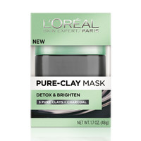 Pure-Clay Mask Detox and Illuminate by L'Oréal Paris