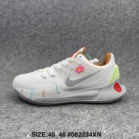 Kuyou Gx29826 Nike Kyrie 5 White Basketball Shoes