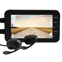 MT003 Motorcycle Locomotive Electric Vehicle Dedicated Driving Recorder