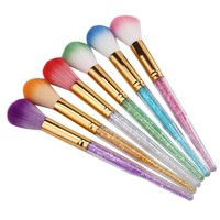 GlitterMakeup Brushes