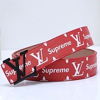 Louis Vuitton LV Girls Boys Belt-7