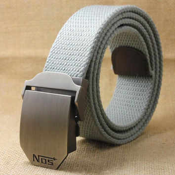 High Quality Outdoor Strap Military Belt - 4 Colors