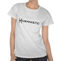 The Humanistic Pisces Sign T Shirt from Zazzle.com