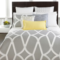 Hotel Collection Modern Lancet Bedding Collection