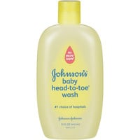 Johnson & Johnson Head-To-Toe Baby Wash