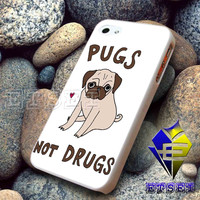 pug not drugs For iPhone Case Samsung Galaxy Case Ipad Case Ipod Case