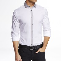 LIMITED EDITION FITTED 1MX SHIRT - TONAL TRIM