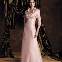 Mother of the Bride Dresses – Montage Boutique by Mon Cheri 19944 Pleated Jacket