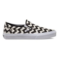 Vans Chevron Slip-On (black/white)