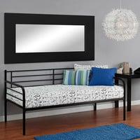 Walmart: Metal Daybed, Black