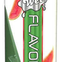 Wet Clear Flavored Personal Lubricant - 3.6 Oz Watermelon