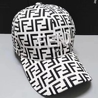 Perfect Fendi Unisex Fashion Casual Cap