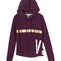 Shirttail Hoodie - Fleece - Victoria's Secret