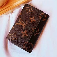 LV Louis Vuitton Popular Key Pouch For Women Men Key Packet