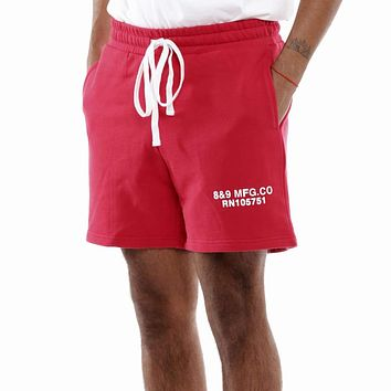 Cypher Essential Shorts Red