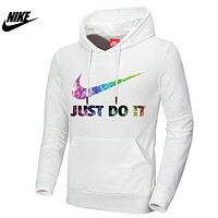 Nike Woman Men Fashion Logo Hoodie Top Sweater Hoodie