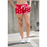 Red Star shorts