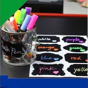 Multicolor Erasable  Liquid Chalk Pen [9305911687]