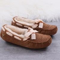 Women's UGG warm cotton shoes women's shoes _1686248855-257