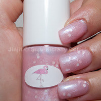 Animal Flamingo Nail Polish