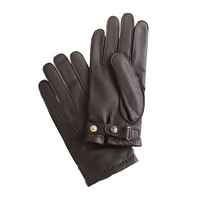 DENTS® HERITAGE COLLECTION HAND-SEWN CASHMERE-LINED DEERSKIN GLOVES