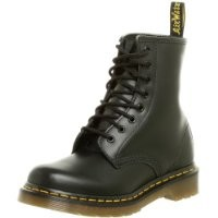 Dr. Martens 1460 Originals Eight-Eye Lace-Up Boot,Black Smooth Leather,9 UK / 10 M US Mens / 11 M US Womens