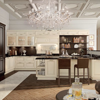 Kitchen Pantheon Collection by Cucine Lube