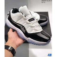NIKE Air Jordan 11 Low AJ11 Fashion Men Women Personality Sport Sneakers Basketball Shoes 4#