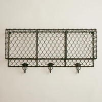 Ryan Wall Storage Unit - World Market