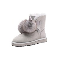 UGG Limited Edition Classics Boots GITA Women Shoes SEAL 1018517