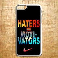 Nike Haters Motivation Nebula Galaxy for iphone 4/4s/5/5s/5c/6/6+, Samsung S3/S4/S5/S6, iPad 2/3/4/Air/Mini, iPod 4/5, Samsung Note 3/4, HTC One, Nexus Case*IP*