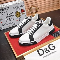 DCCK DG  Men Casual Shoes Boots fashionable casual leather