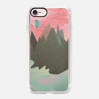 Once in a Blue moon iPhone 7 Case by Kanika Mathur | Casetify