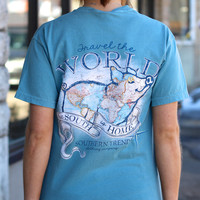 Atlas Pig Tee by SOUTHERN TREND