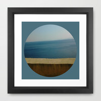 view!.0 Framed Art Print by gasponce
