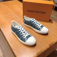 lv fashion men womens casual running sport shoes sneakers slipper sandals high heels shoes 17
