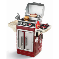 Little Tikes Get Out N' Grill Barbecue Set - FAO Schwarz®