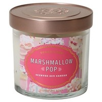 Signature Soy Birthday Cake Container Candle WHT : Target