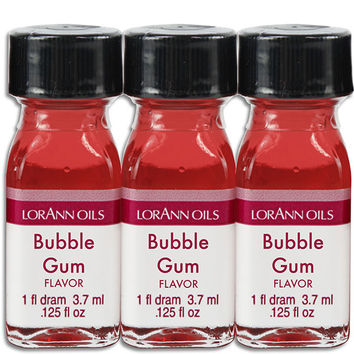 Bubble Gum Flavoring Oil